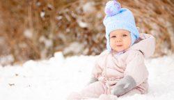 Il freddo non fa ammalare i bambini