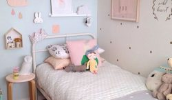 5 idee per arredare la cameretta della vostra bambina