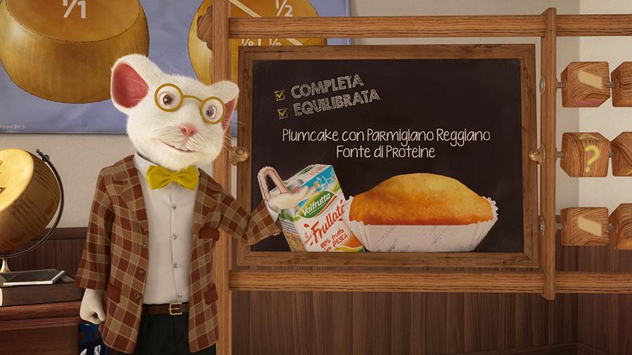 ABC della merenda Parmareggio