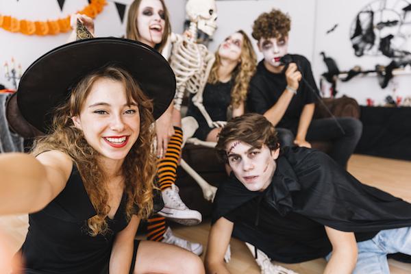 Come rimorchiare ad Halloween  - Madeleine H. - La Love Coach d831b48023fc