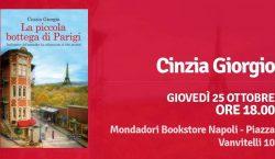 La presentazione de La piccola Bottega di Parigi a Napoli…