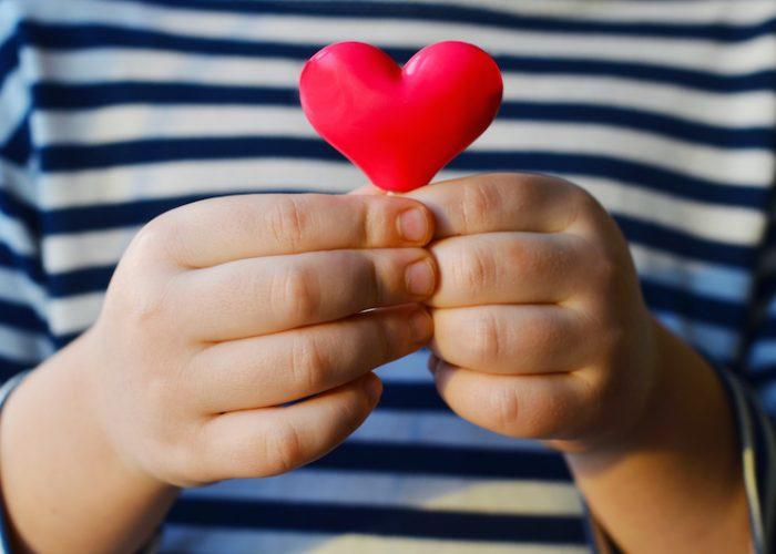 San Valentino per i bambini